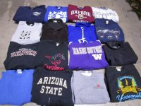 Sweatshirts 33 PCS 40 LBS #9-6-5006-21