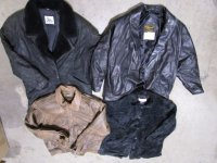 Leather Jackets 12 pcs 39 Lbs 9-7-5002-21